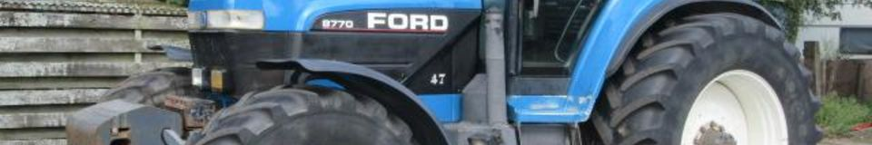 Ford / New Holland  8770
