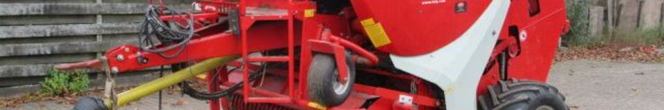 Lely / Welger  RP 245 Rondebalenpers